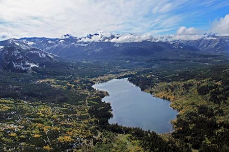 Beaver Mines Lake